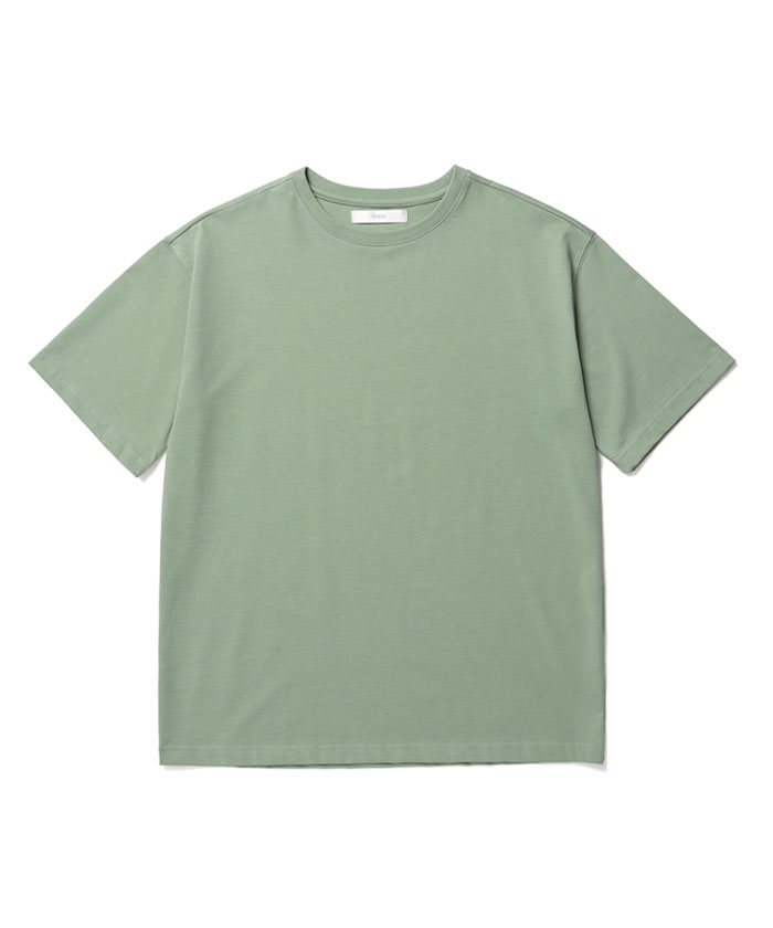 RELAXED TSHIRT[PALE GREEN]