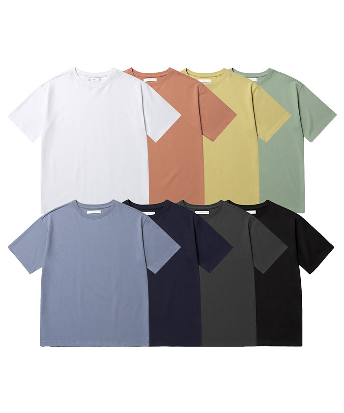 [PACKAGE]RELAXED TSHIRT[8 COLOR]