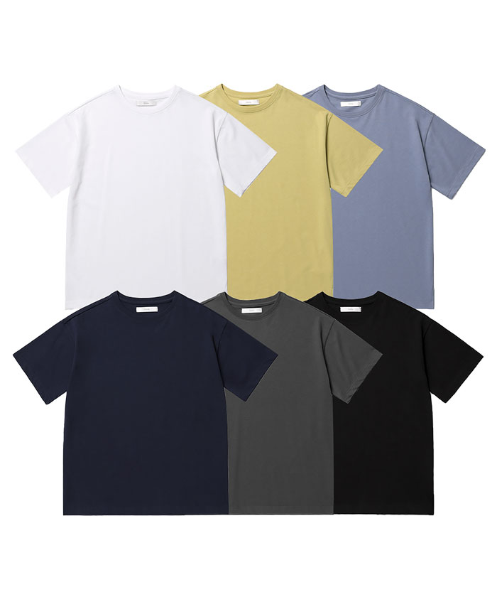 [PACKAGE]OVERSIZED TSHIRT[6 COLOR]