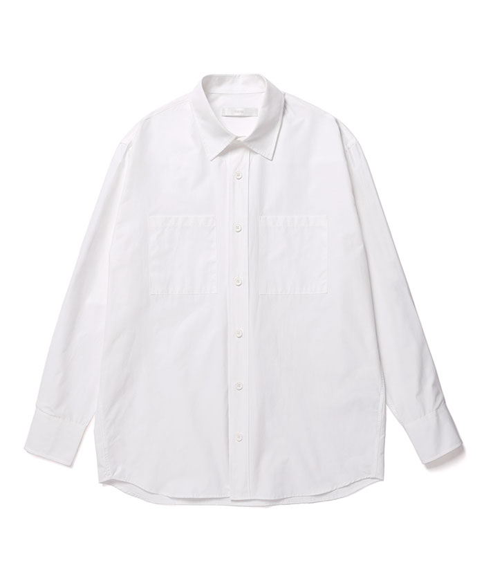 OVERSIZED SHIRT[WHITE]