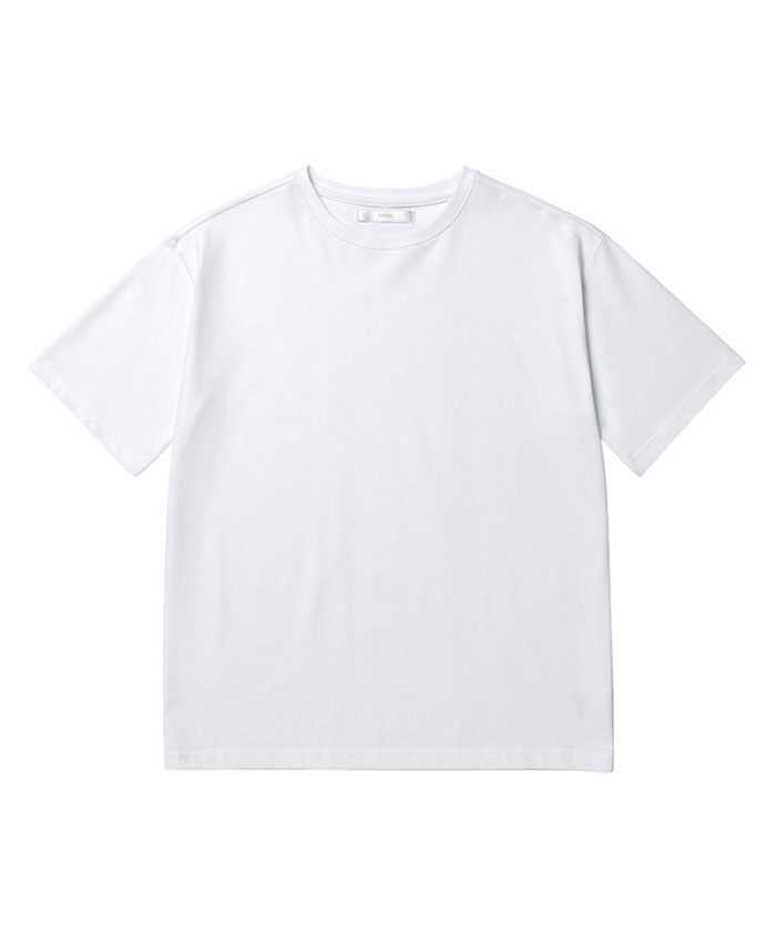 RELAXED TSHIRT[WHITE]