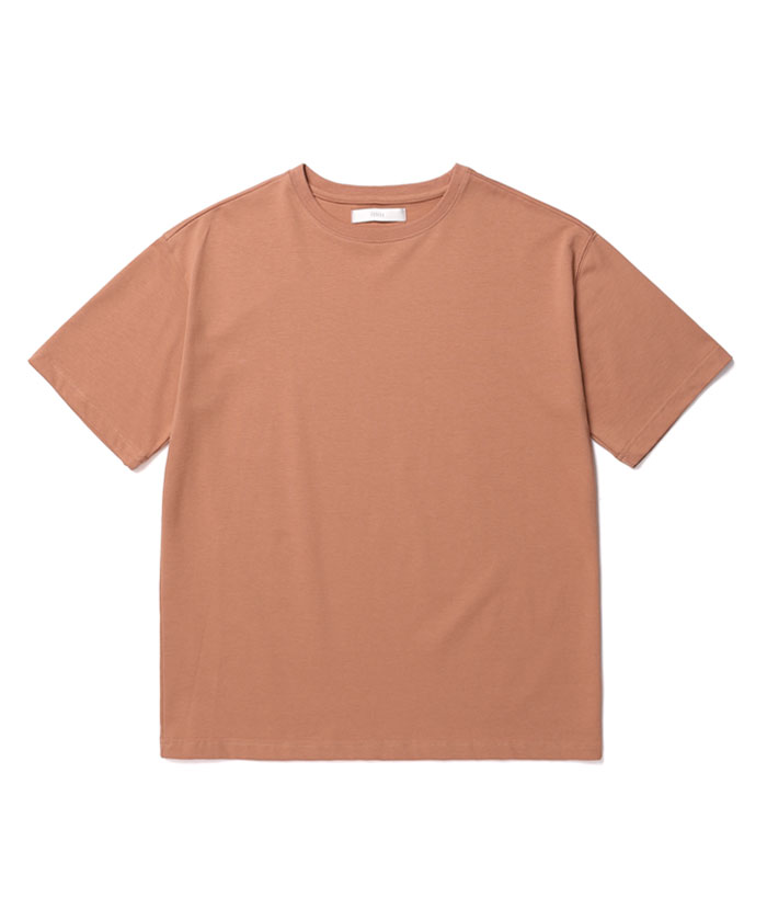 RELAXED TSHIRT[DUSTY CORAL]