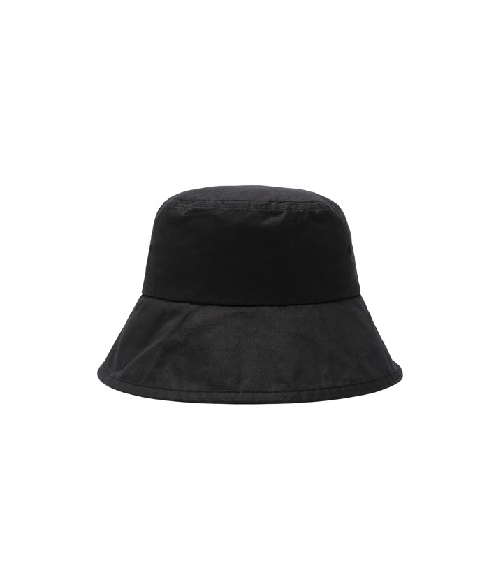 BUCKET HAT[BLACK]