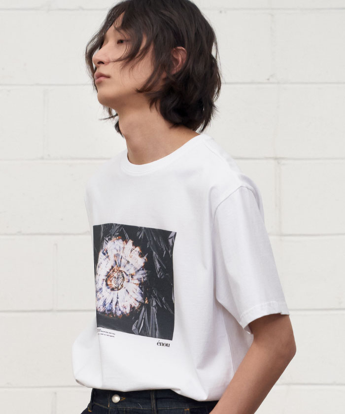 WAVE GPC TSHIRT[WHITE]